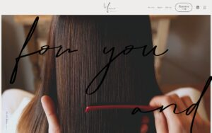 fuw Hair & Comfort 店舗サイト